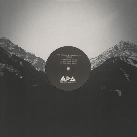 Icon Template - Fragments EP