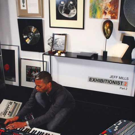 Jeff Mills - Exhibitionist 2 Part 2
