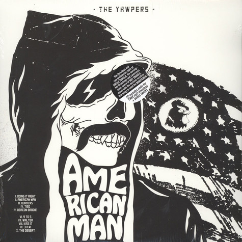 Yawpers, The - American Man