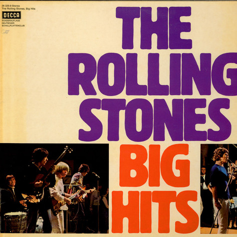 The Rolling Stones, - Big Hits