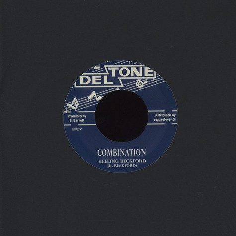 Keeling Beckford / Versatiles, The - Combination / Action Line