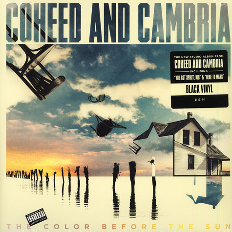 Coheed & Cambria - Color Before The Sun