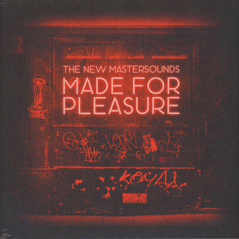 New Mastersounds, The - Made For Pleasure