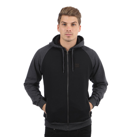 Iriedaily - Rugged Zip-Up Hoodie