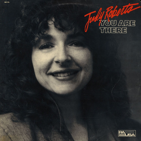 Judy Roberts - You Are There