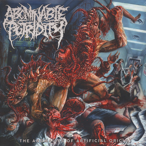 Abominable Putridity - Anomalies Of Artificial Origin