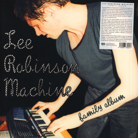 Lee Robinson Machine - Family Album