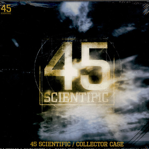 Ali / Booba / Lunatic - 45 Scientific / Collector Case