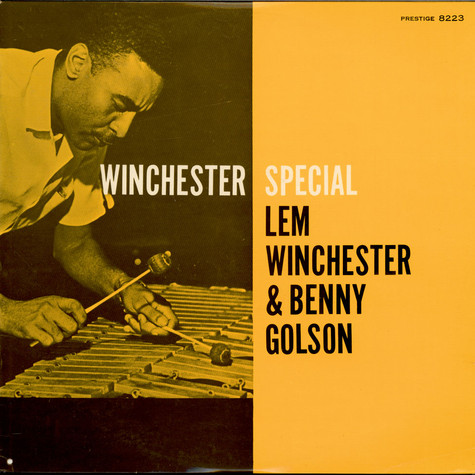 Lem Winchester & Benny Golson - Winchester Special