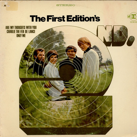 Kenny Rogers & The First Edition - The First Edition's 2nd