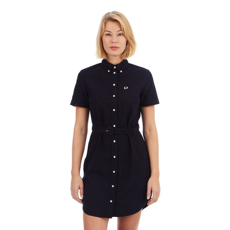 Fred Perry - Oxford Shirt Dress