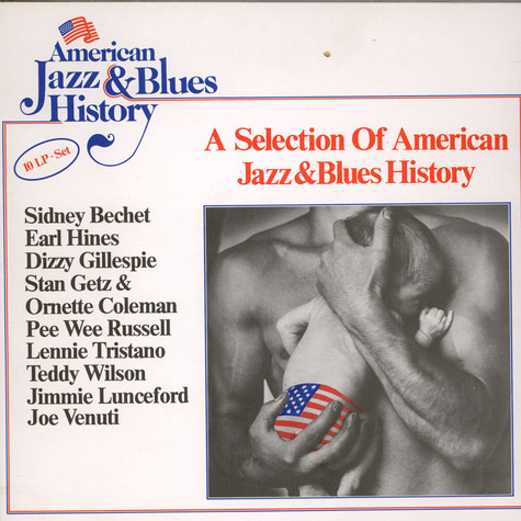 V.A. - A Selection Of American Jazz & Blues History