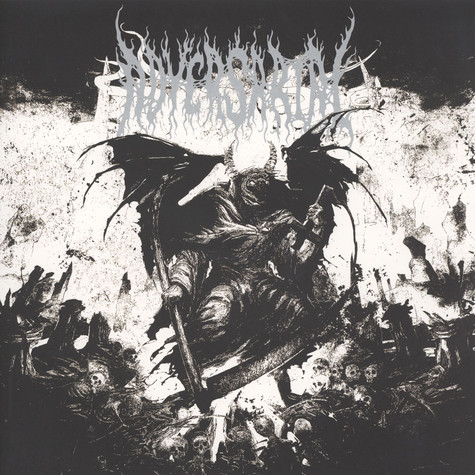 Adversarial - Death, Endless Nothing And The Black Knife Of Nihilism