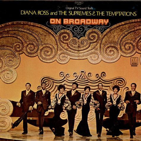 The Supremes & The Temptations - On Broadway