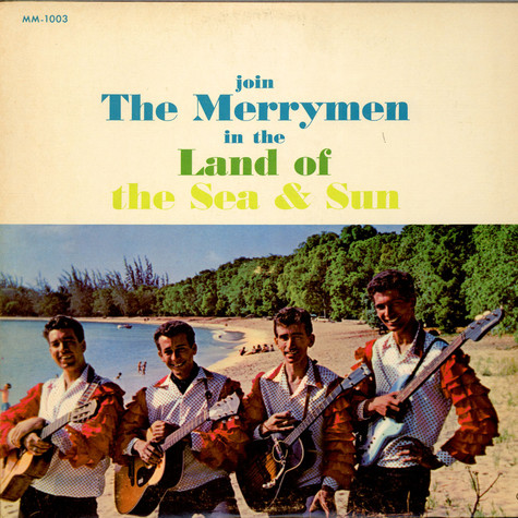 Merrymen Featuring Emile Straker, The - Join The Merrymen In The Land Of Sea & Sun