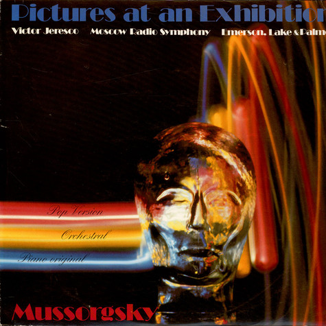 Victor Jeresco, Moscow Radio Symphony, Emerson, Lake & Palmer, Modest Mussorgsky - Pictures At An Exhibition