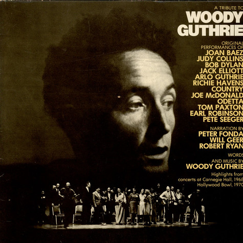 V.A. - A Tribute To Woody Guthrie