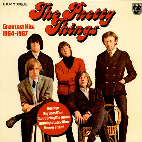 The Pretty Things - Greatest Hits 1964-1967