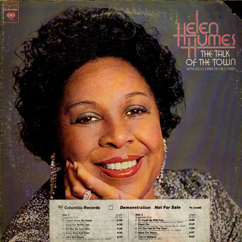 Helen Humes - The Talk Of The Town