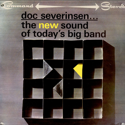 Doc Severinsen - The New Sound Of Today's Big Band