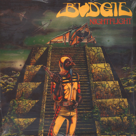 Budgie - Nightflight