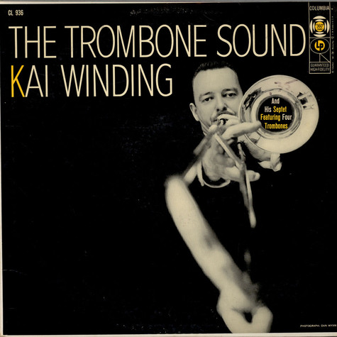 Kai Winding And His Septet - The Trombone Sound