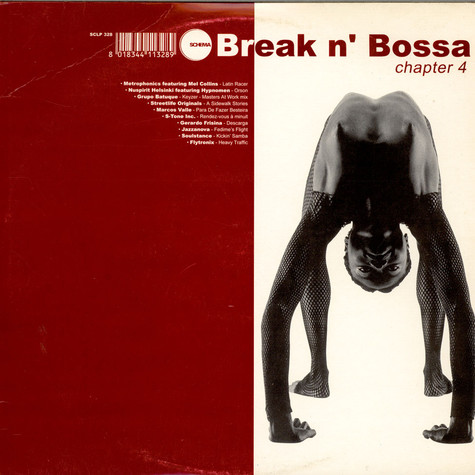 V.A. - Break N' Bossa Chapter 4