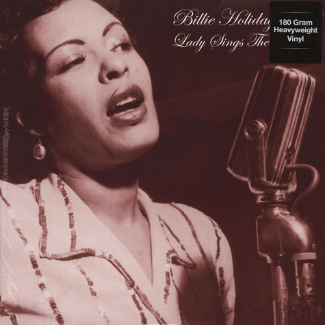 Billie Holiday - Lady Sings The Blues 180g Vinyl Edition