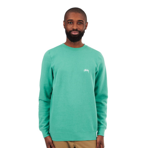 Stüssy - Back Arc Crewneck Sweater