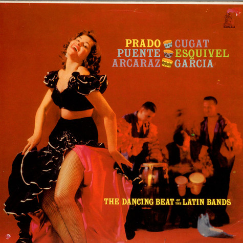 V.A. - The Dancing Beat Of The Latin Bands