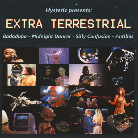 Hysteric - Extraterrestrial