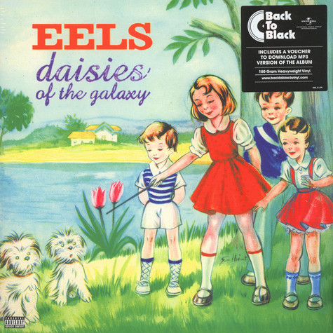 Eels - Daisies Of The Galaxy Back To Black Edition