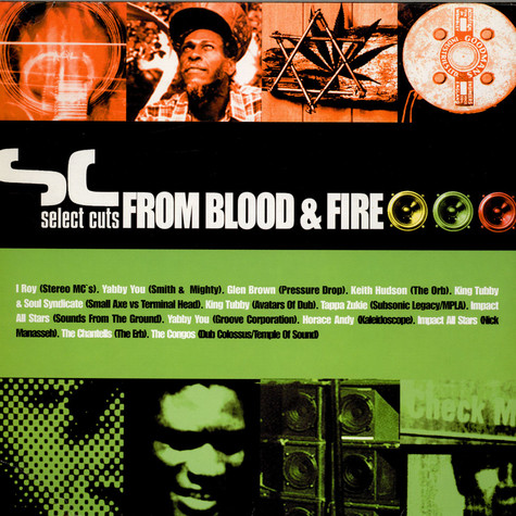 V.A. - Select Cuts From Blood & Fire