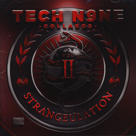 Tech N9ne - Strangeulation Volume II