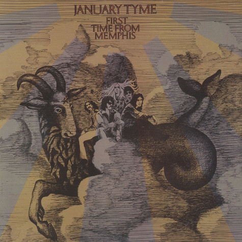 January Tyme - First Time From Memphis
