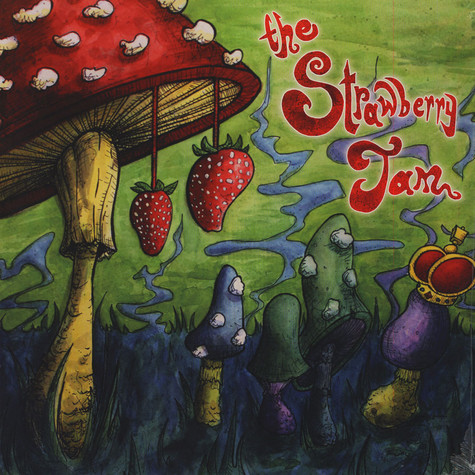 Strawberry Jam - Jam Red Vinyl Edition