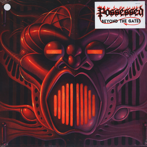 Possessed - Beyond The Gates Colored Vinyl Edition