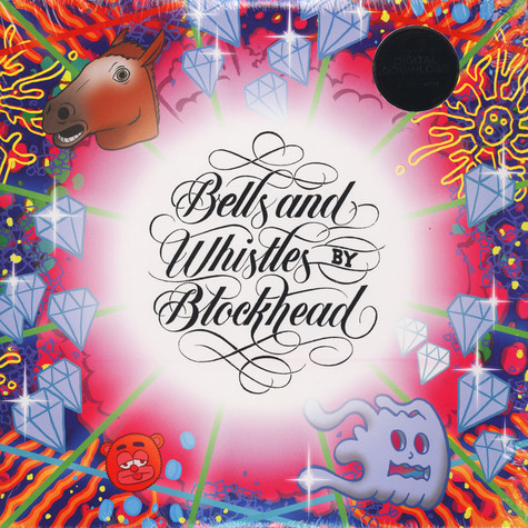 Blockhead - Bells and Whistles Red Vinyl Edition