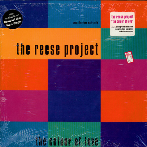 The Reese Project - The Colour Of Love