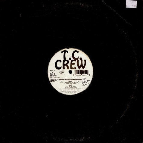 TC Crew Featuring 1015 - Bak From The Underground