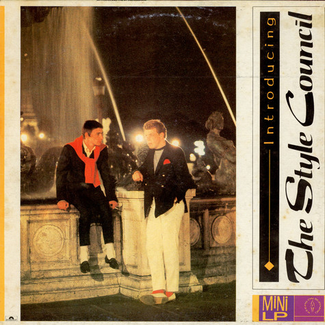 Style Council, The - Introducing: The Style Council