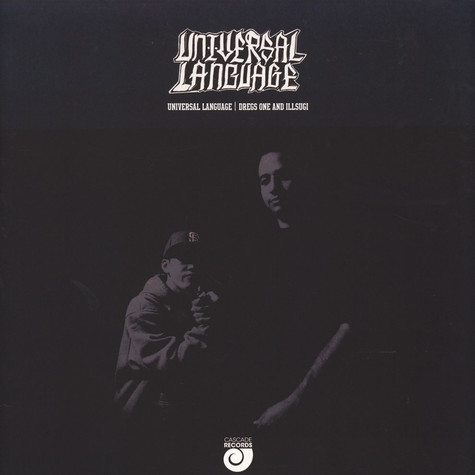 Dregs One & Ill.Sugi - Universal Language