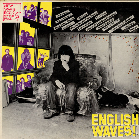 Various - English Waves!