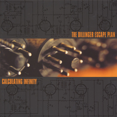Dillinger Escape Plan, The - Calculating Infinity
