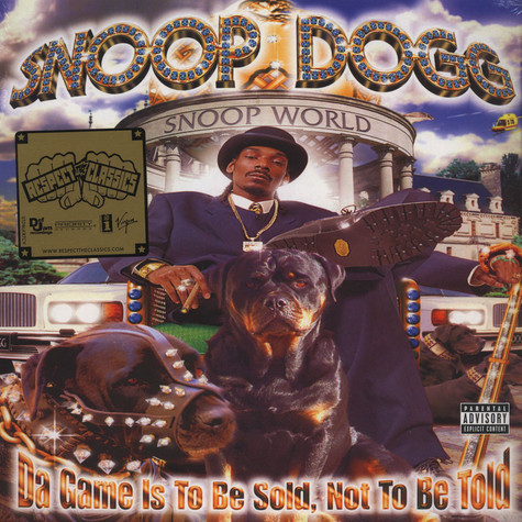 Snoop Dogg - Da Game Is To Be Sold Not To Be Told