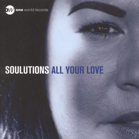 SouLutions - All Your Love