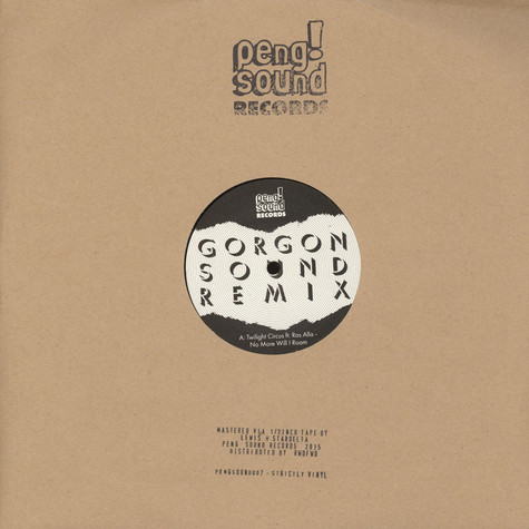 Twilight Circus / O.B.F. - Gorgon Sound Remixes