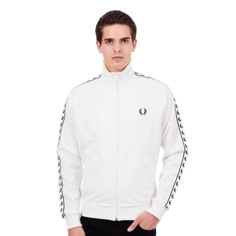 Fred Perry - Laurel Wreath Taped Track Jacket