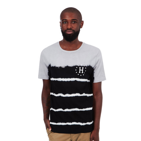 HUF - Tie Dye Stripe 12 Galaxies T-Shirt