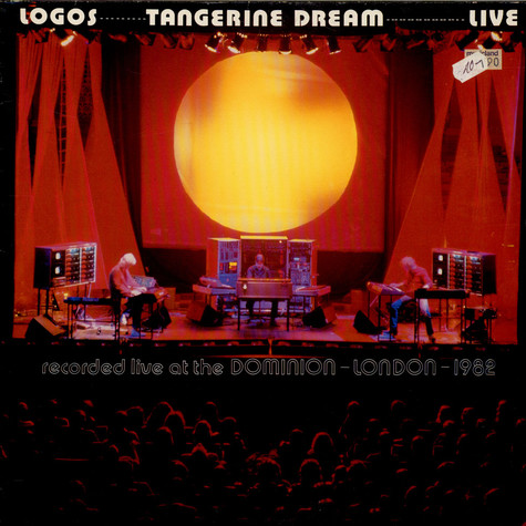 Tangerine Dream - Logos - Live At The Dominion London 1982